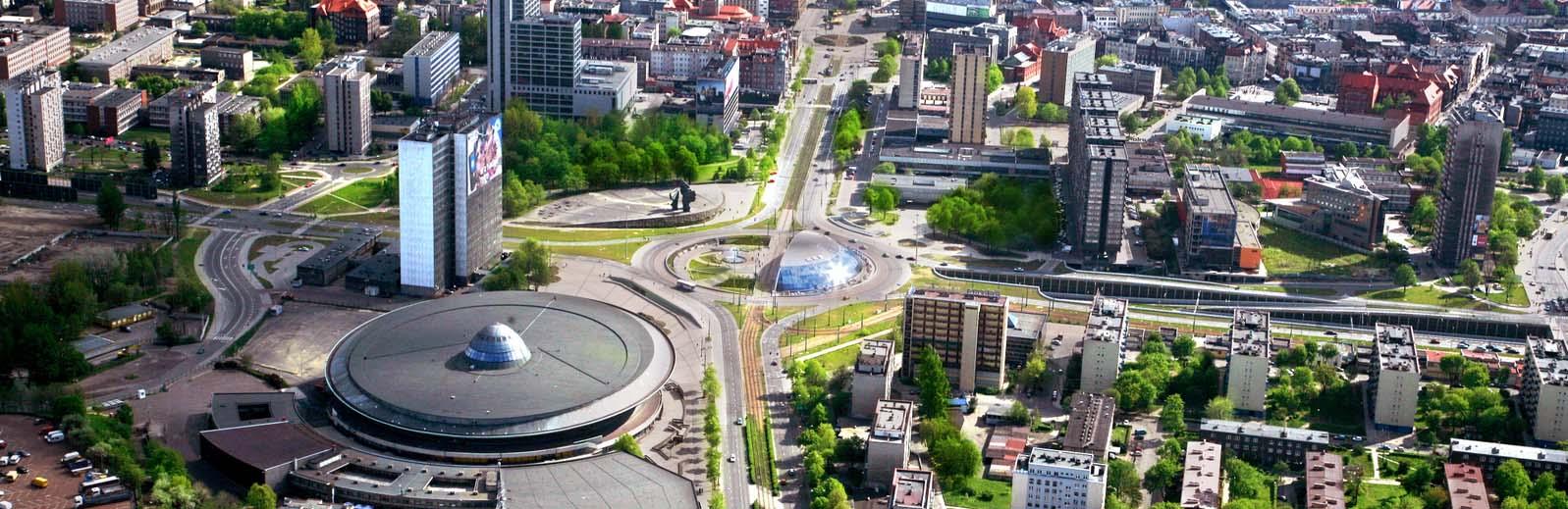 Telewizja przemysłowa Katowice
